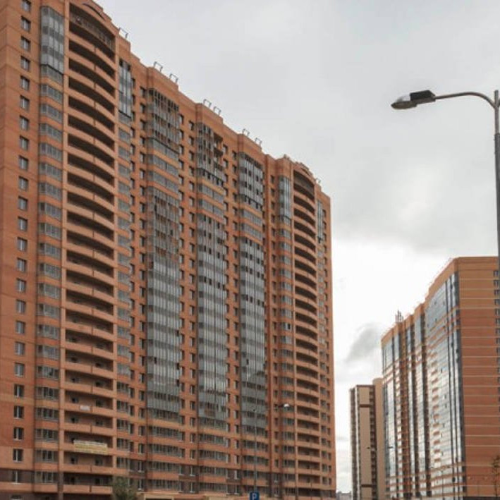 ЖК Девятый вал, ход строительства, стройка, комплекс сентябрь 2017